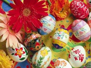 Pasqua a Praga: Uova Dipinte