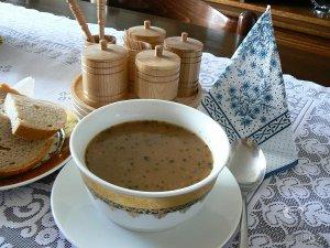 Zuppa di Patate e Furghi